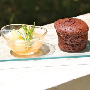 Chokolade muffin