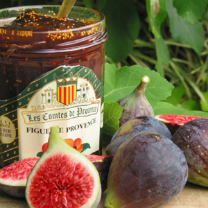 Figenmarmelade med appelsinsaft