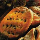 Focaccia (italiensk fladt brød)