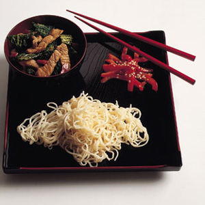 Japansk skinkeschnitzel