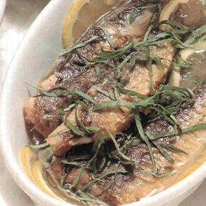 Marinerede sardiner