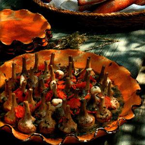 Små artiskokker barigoule